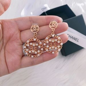 Gorgeous VIP Gift Gold Earrings